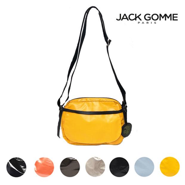 Jack Gomme/ジャックゴム フランス製 HAPPY ショルダーバッグ