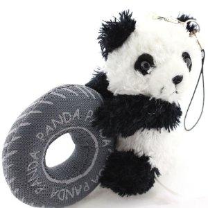 ベビーパンダ 正規認証品 新規格 ストラップ 品質検査済 タイヤ