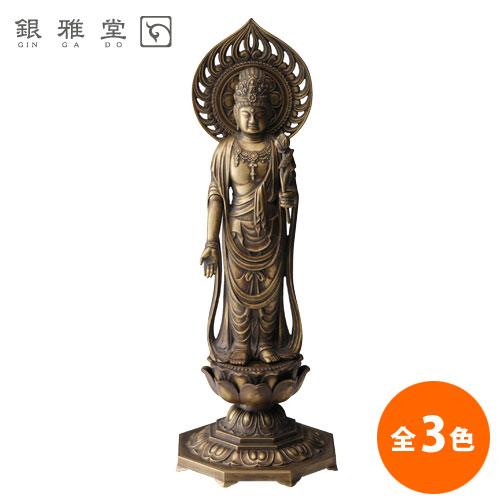 【送料無料】聖観音菩薩36cm(インテリア仏像)