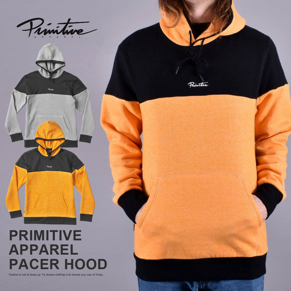 パーカー メンズ PRIMITIVE APPAREL PACER HOOD