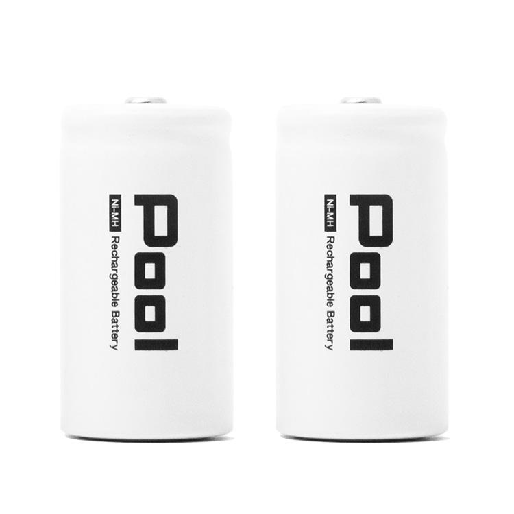 単2 充電池 電池 アウトドア 防災用に 繰り返し使える 2本セット ニッケル水素電池 内祝い 単2形 2本セットネコポス送料無料 営業 プール Pool 5200mAhNi-MH