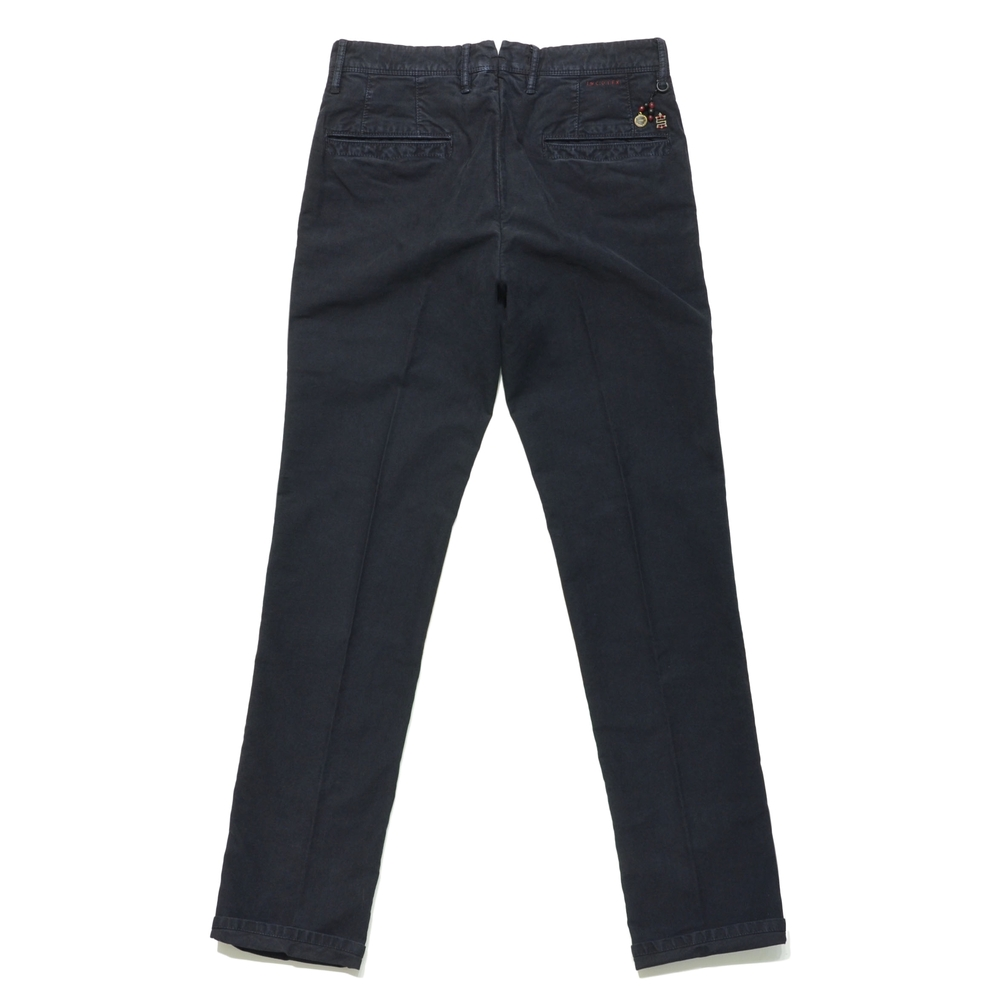 INCOTEX SLACKS 裤 (SLIM FIT Garment dye Cotton Stretch Twill Tapered Chino 1ST603-40478)