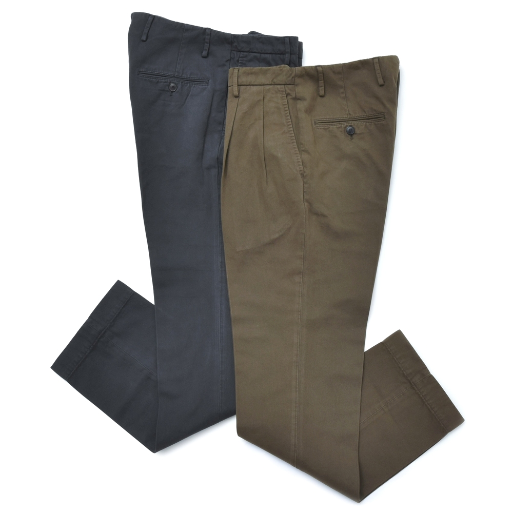 ginlet | Rakuten Global Market CellarDoor (seller door) cotton twill 2 pleats tapered pants S.TROPEZ B107 13072013025  sc 1 st  Rakuten & ginlet | Rakuten Global Market: CellarDoor (seller door) cotton ...