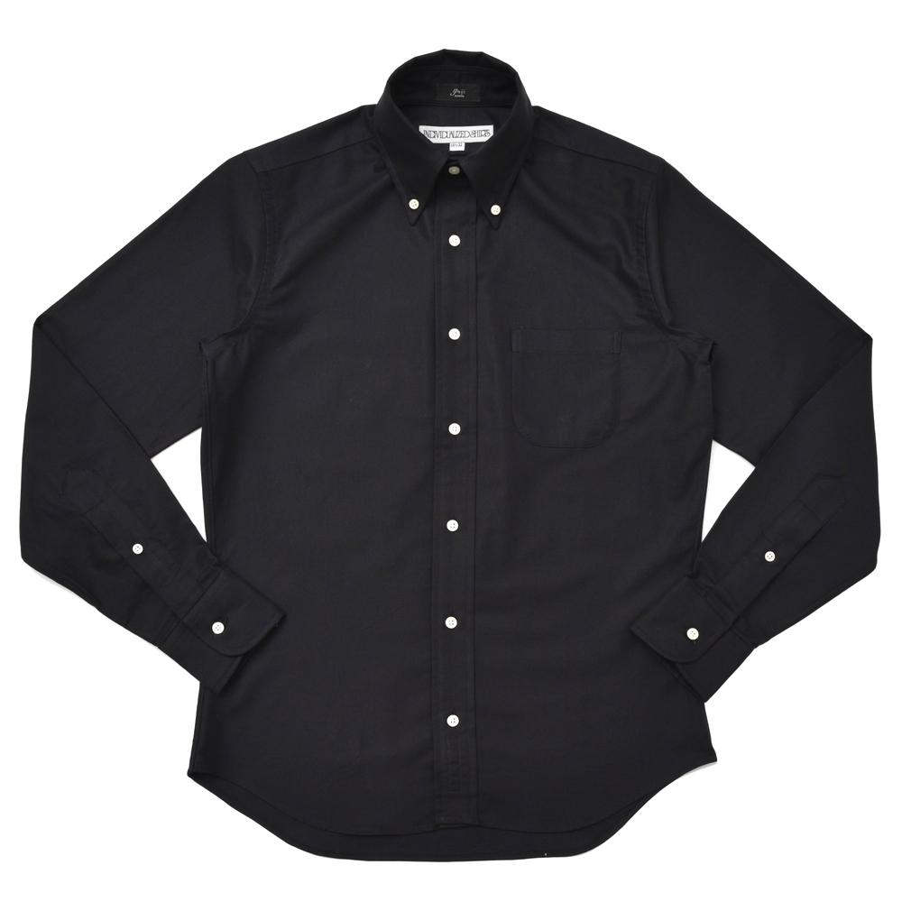 INDIVIDUALIZED SHIRTS(インディヴィジュアライズド シャツ)guji別注STANDARD FIT オックスフォードボタンダウンカラーシャツ O87EOO-F 11072002126