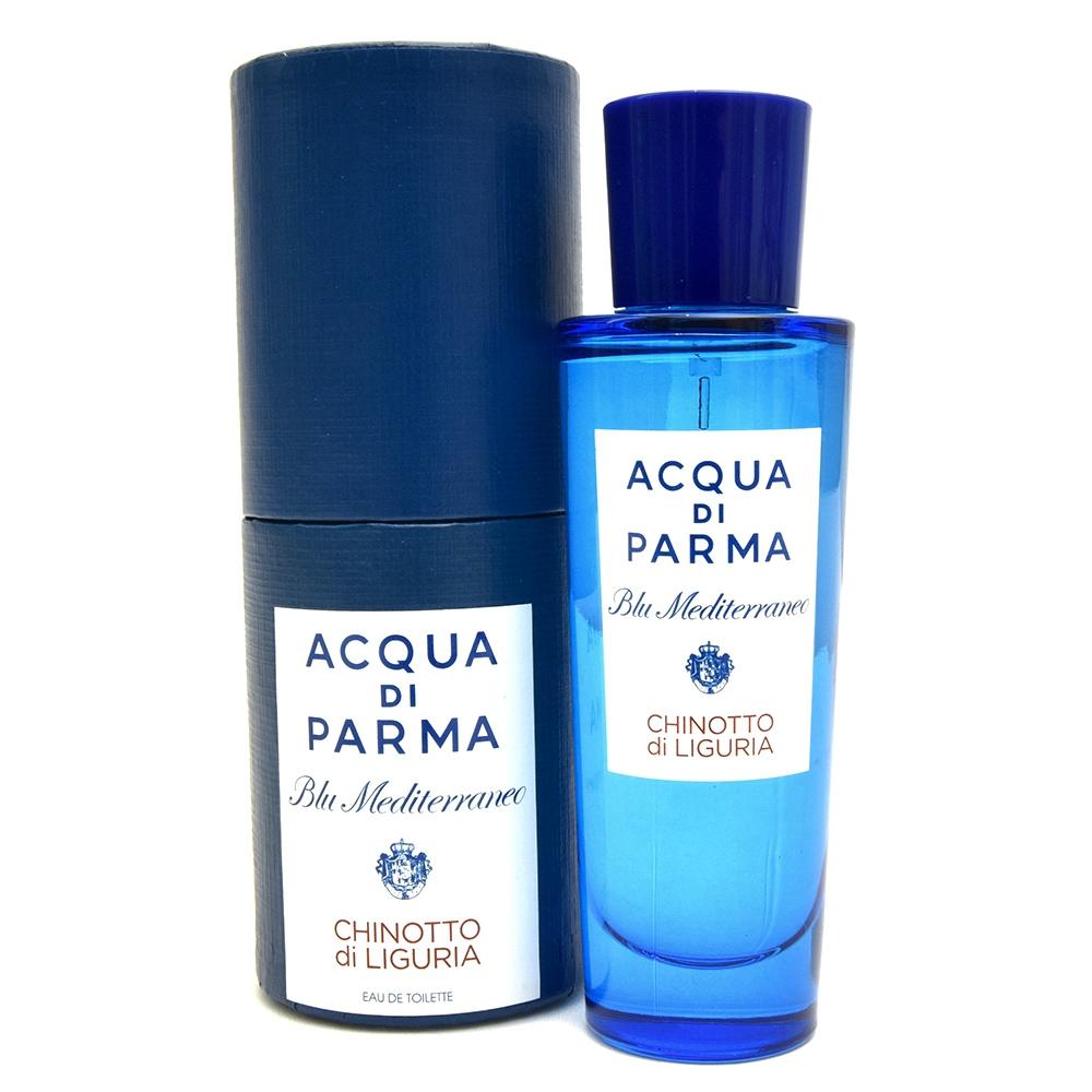 ACQUA DI PARMA(アクア ディ パルマ)オードトワレ Blu Mediterraneo/CHINOTTO di LIGURIA/30ml 19081013143