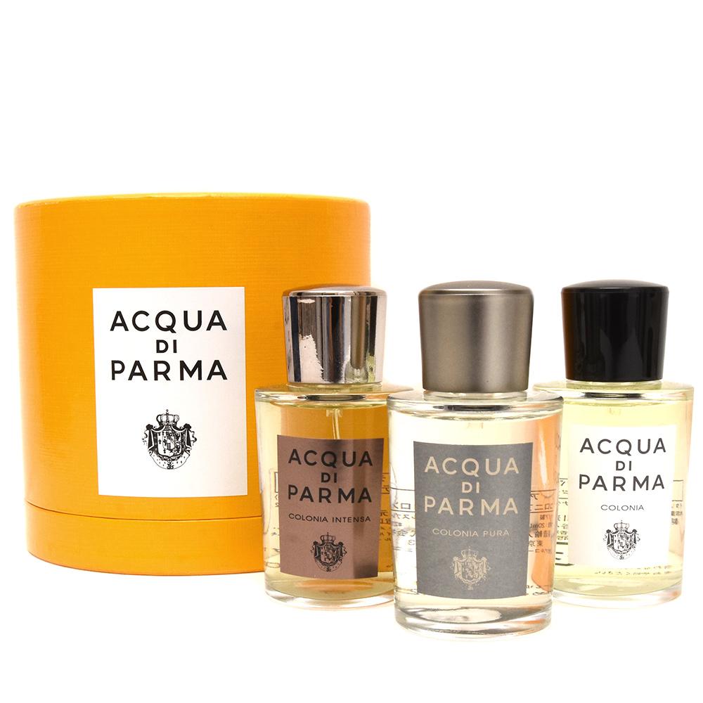 ACQUA DI PARMA(アクア ディ パルマ)オーデコロン COLONIA 20ml×3ボトルパッケージ 19082001143