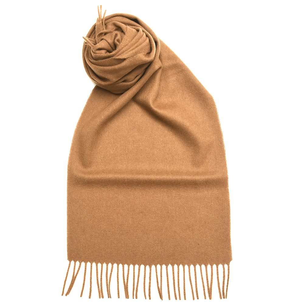 f4660a8e6 ginlet: Joshua Ellis (Eri Joshua's) cashmere solid scarf CP ...