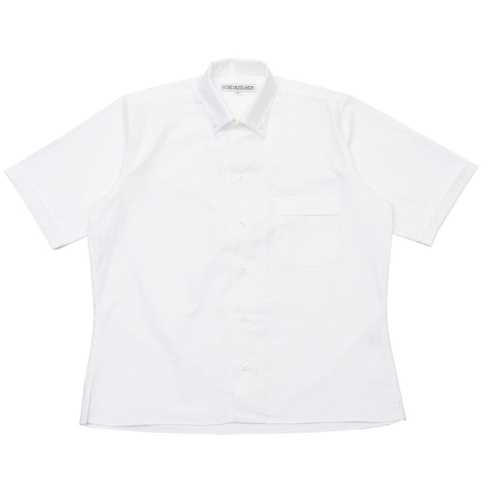 INDIVIDUALIZED SHIRTS(インディヴィジュアライズド シャツ)オックスフォードボタンダウンカラーS/Sシャツ IS1911204 11091402126