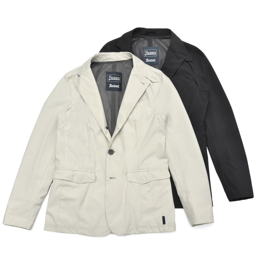 【SALE30】HERNO(ヘルノ)Laminarラミナー ゴアウインドストッパー3Bジャケット GA012UL/11106 17005000132