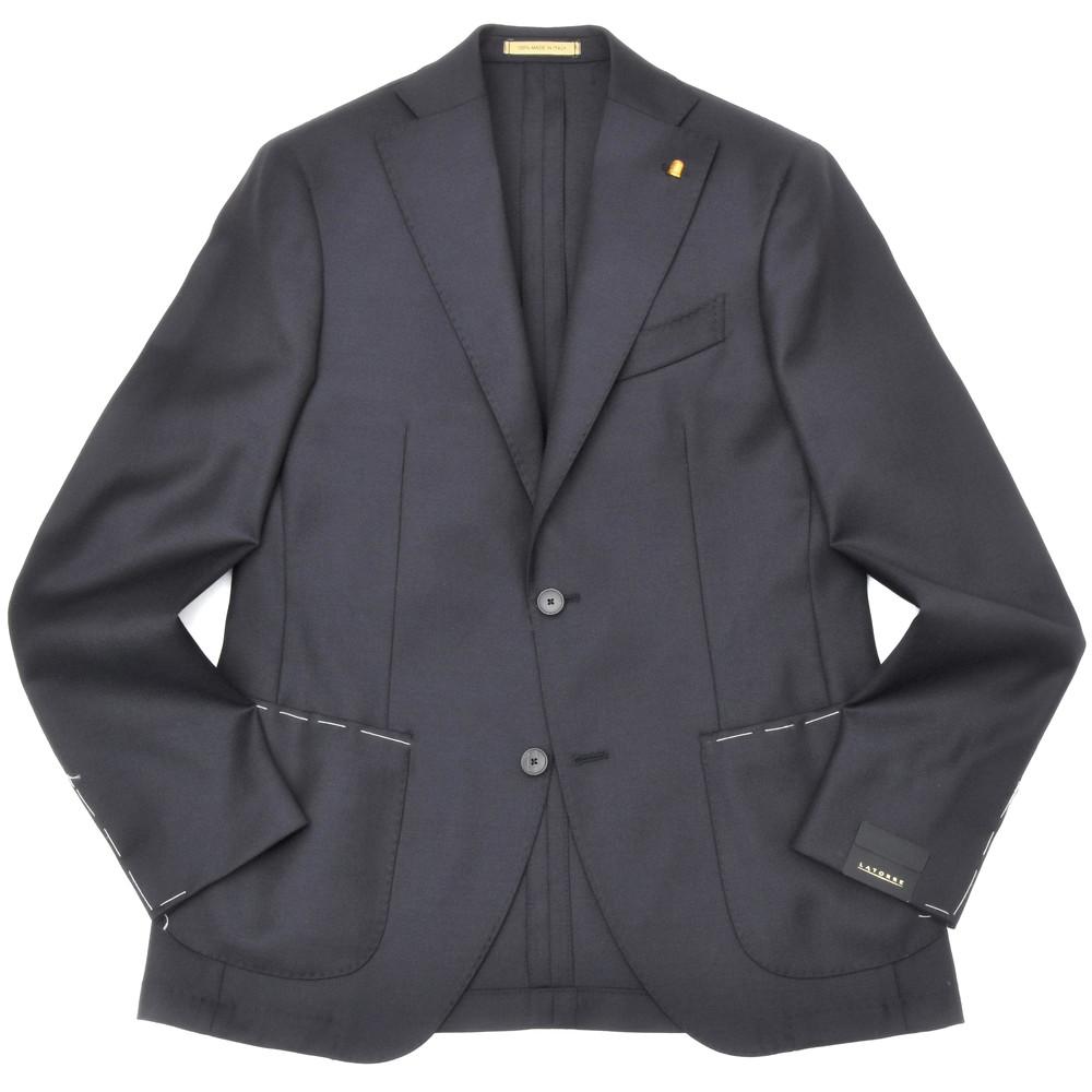 LATORRE(ラトーレ)ウールホップサックソリッド2Bジャケット ITH1/BL001/11221 17005003052