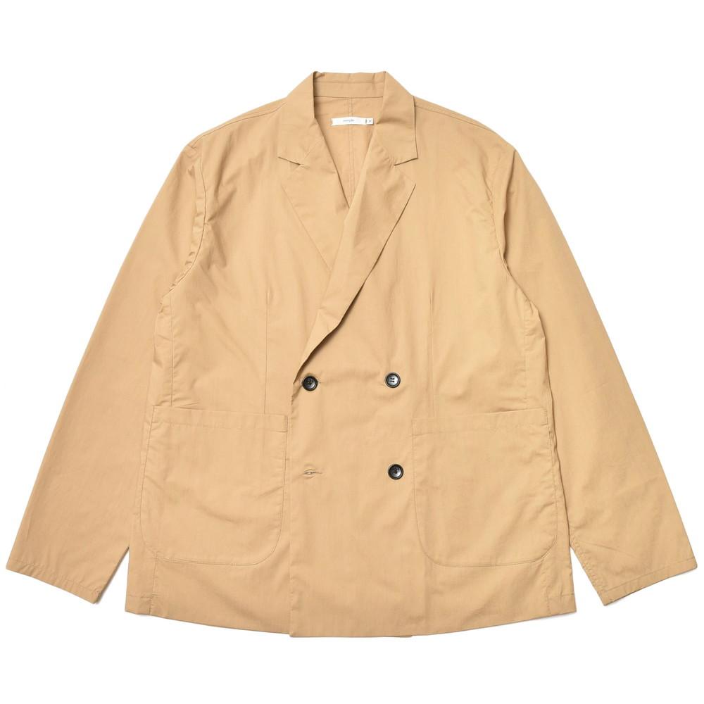 moncao(モンサオ)コットンポプリン4Bダブルシャツジャケット 11-1755 17005401136