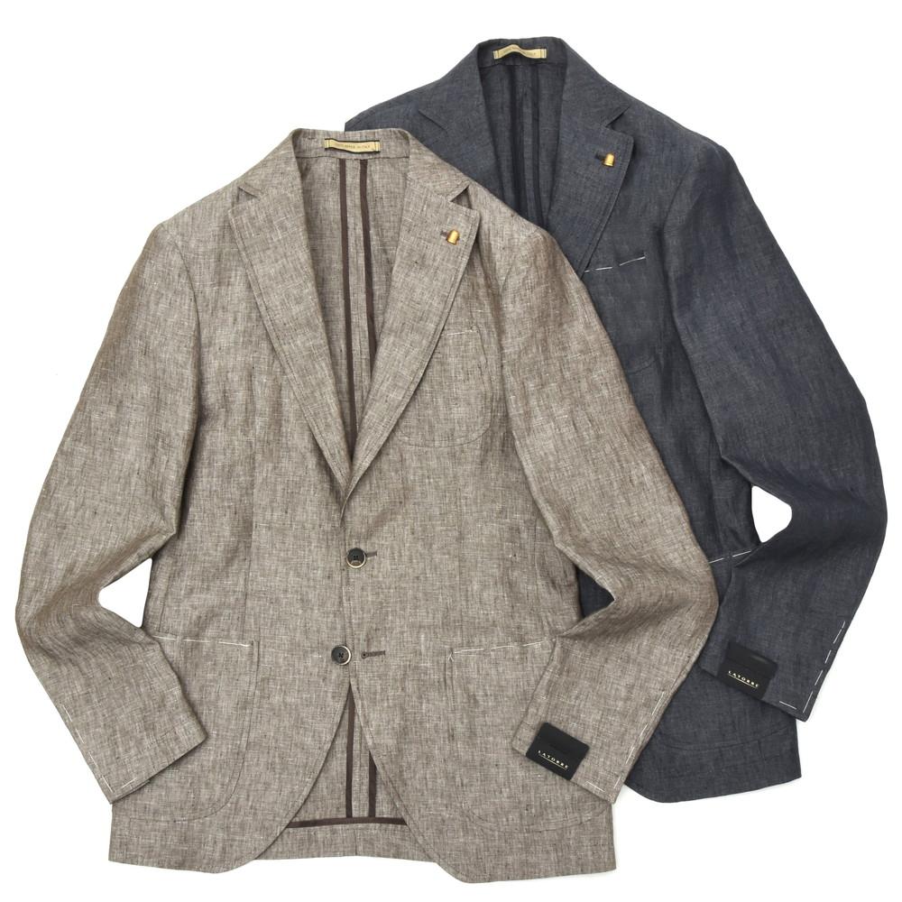 【SALE30】LATORRE(ラトーレ)リネンソリッド2Bシャツジャケット DECO/U71412/11218 17005002052