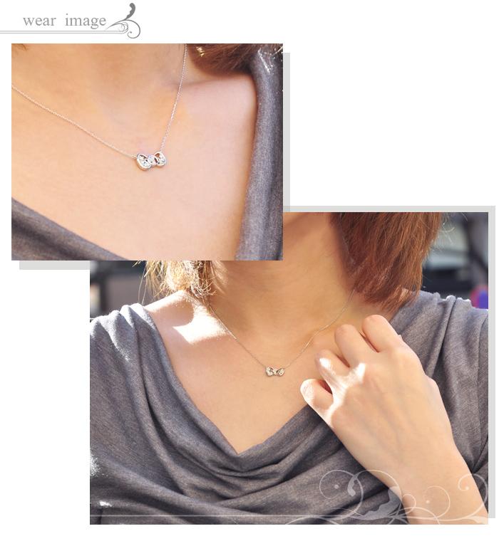 1aeadaa95 Hello Kitty Mo I had Platinum's new solitaire designs pendant decorated  with 10 diamonds set ten diamond pendant.