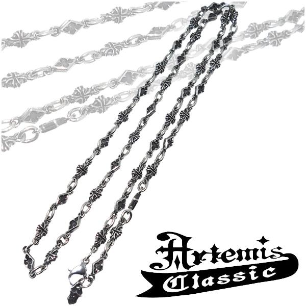 アルテミスクラシック マリアチェーン Artemis Classic Phoenix Collection ネックレスチェーン ネックレス ステンレス メンズネックレス ステンレスネックレス クロス トレサリー ブランド プレゼント 人気 彼氏 おしゃれ