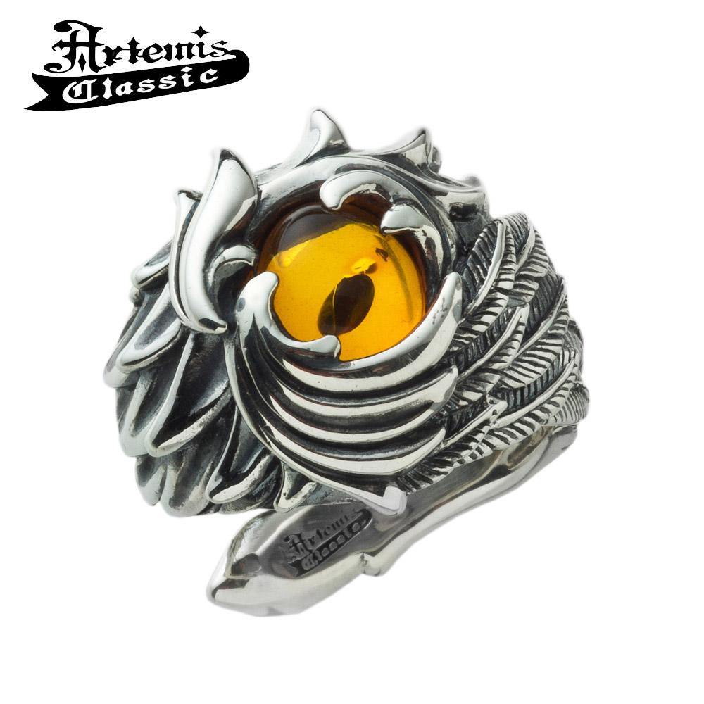 アルテミスクラシック フェニックスワイドリング Artemis Classic Phoenix Collection アルテミスクラッシック リング メンズ シルバー925 メンズリング シルバーリング 男性 メンズ指輪 男性用 指輪 ブランド プレゼント 人気 彼氏