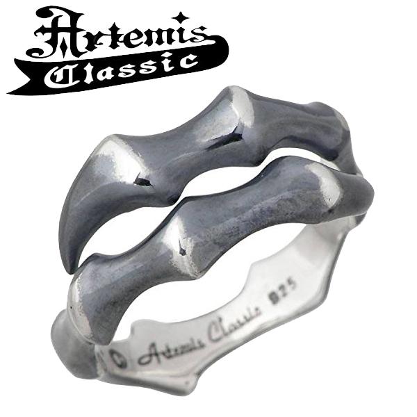 メンズリング 指輪 シルバー925 アルテミスクラッシック【Artemis Classic】ブラック系キレイ目ファッションの必須ブランド★アルテミスクラシック アルテミスクラシック スモールルシフェルリング フリーサイズ Artemis Classic アルテミスクラッシック リング メンズ シルバー925 メンズリング シルバーリング 男性 メンズ指輪 男性用 指輪 ブランド プレゼント 人気 彼氏