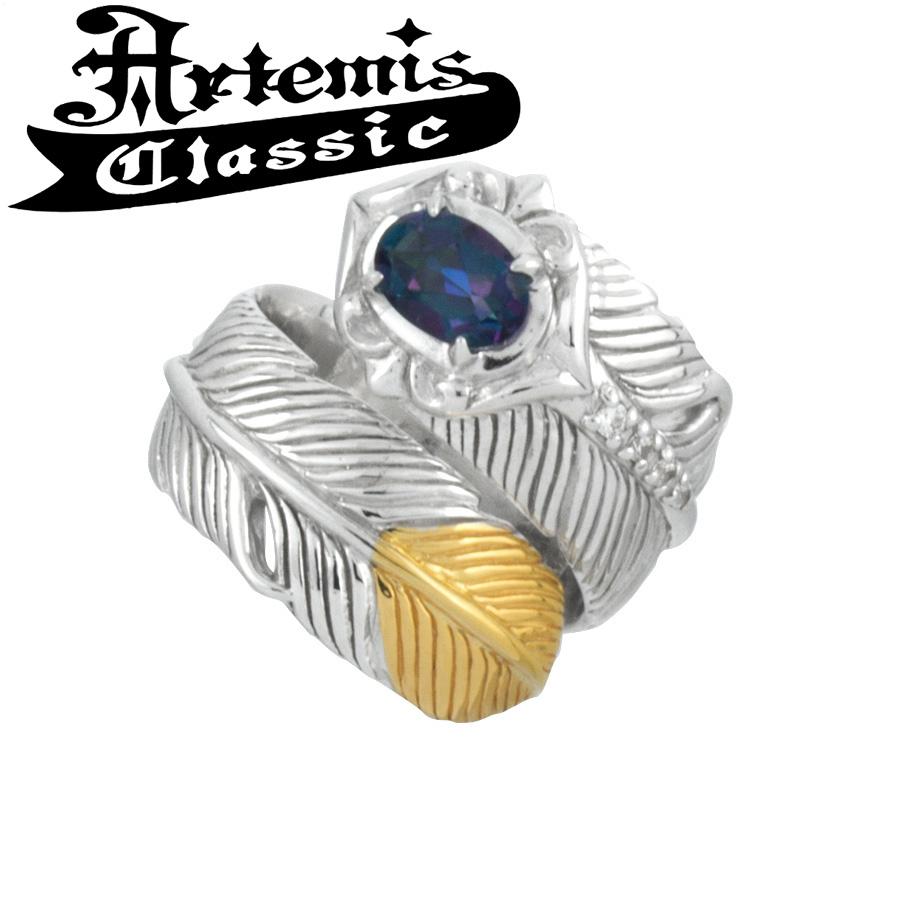 アルテミスクラシック イカロスフェザーリング Artemis Classic アルテミスクラッシック リング メンズ シルバー925 メンズリング シルバーリング 男性 Men's Ring メンズ指輪 男性用 指輪 ブランド