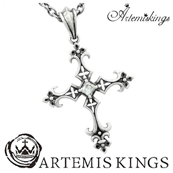 Artemis Kings ヴァリアス クロス ペンダントネックレス アルテミスキングス 十字架 メンズ ネックレス レディース 男性用 女性用 シルバーネックレス メンズネックレス 男性用ネックレス ブランド プレゼント 人気 かわいい おしゃれ