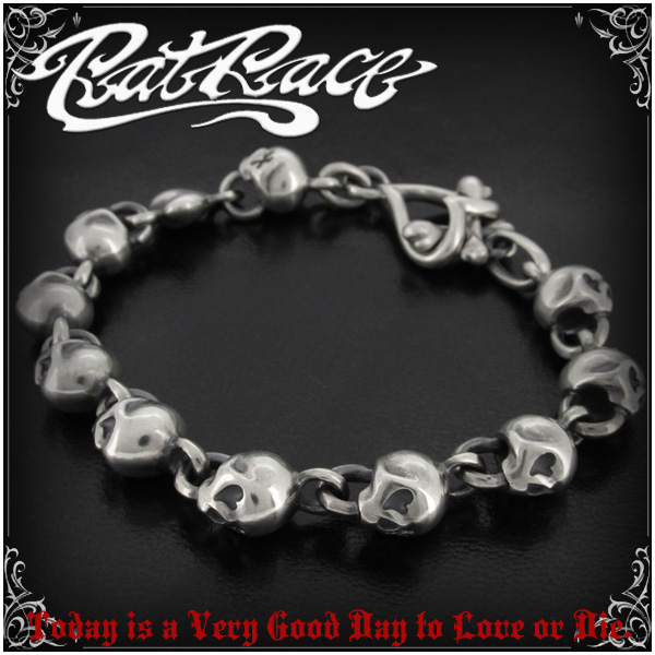 That L K C Skull Silver Bracelets Bracelet Mens Womens Breath Skeleton 925 Las Men S Women