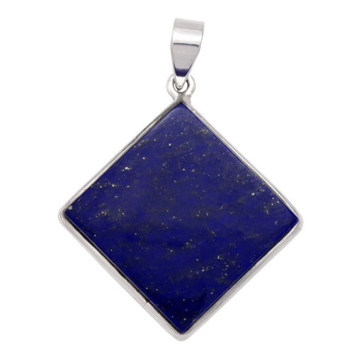 bezel lazuli pendant online blue buy necklace at com round lapis