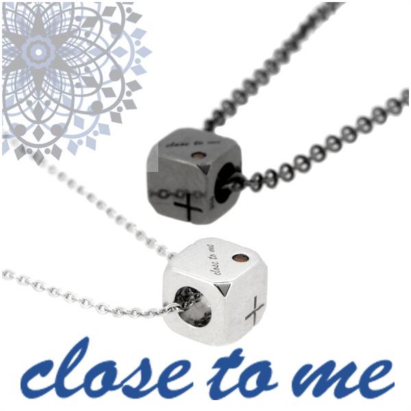 close to me キューブ レッドダイヤモンド リバーシブル シルバー ペアネックレス ペアアクセサリー 銀 メンズ レディース ペンダント お揃い レッドダイヤ ダイス ブランド カップル 人気 プレゼント おしゃれ