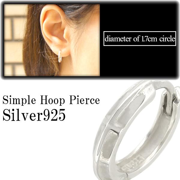 e59656bda ... Men S Man Hoop Ring. Shinjuku Gin No Kura Pierced Earrings Pority For  The