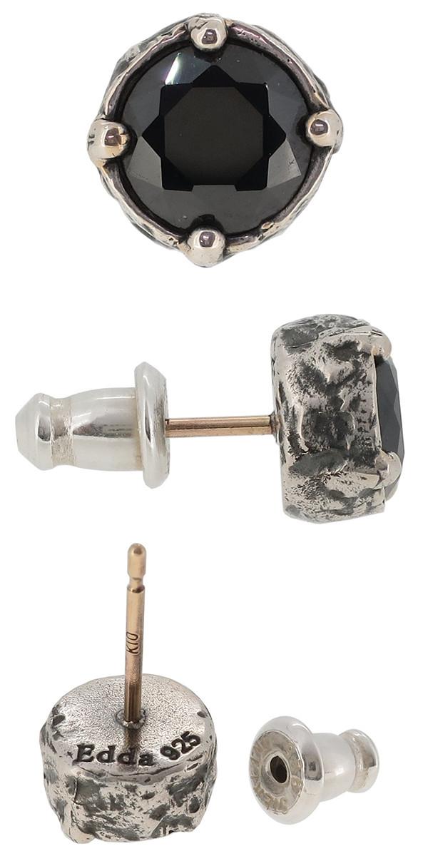 Pierced Earrings Brand Present Pority Boyfriend Fashion For The Men S Man Silver