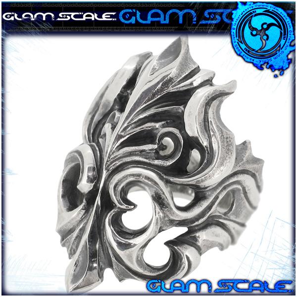 GLAM SCALE ER-005 NEW イヴォルバー シルバー リング 15~23号 Evolver シルバー925 メンズ 指輪 er005 new メンズリング 男性用指輪 グラムスケイル ブランド プレゼント 人気 彼氏 おしゃれ