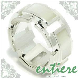 entiere ホワイトシェルプレート シルバーリング 8~12号 シルバー925レディース リング 女性用 銀指輪 シルバ-レディ-スリング 白蝶貝 レディースリング レディース指輪 ブランド プレゼント 人気 かわいい おしゃれ