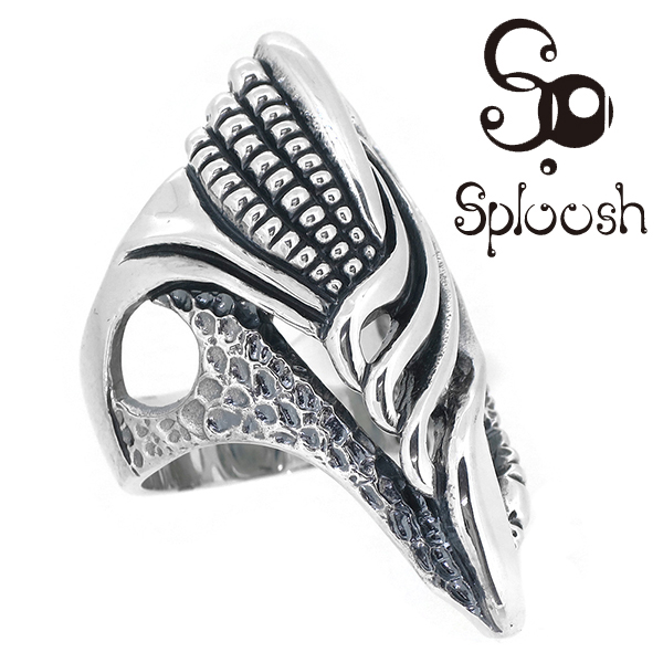Sploosh MR-10リング10~18号 リング メンズ アクセサリー 男性用 指輪 メンズリング 男性用指輪 スプルーシュ ブランド プレゼント 人気 彼氏 おしゃれ