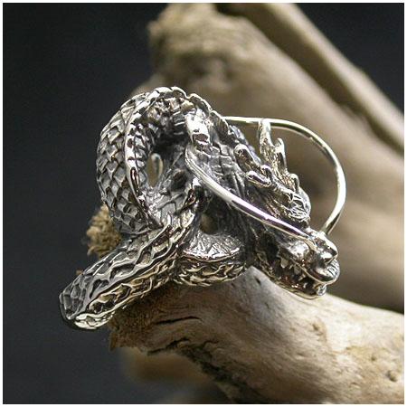 雲よりいでし龍リング 7号~23号 指輪 リング Ringメンズ レディース 男性女性指輪 プレゼント 人気 かわいい おしゃれ
