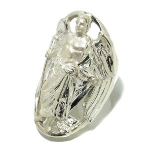 神話 天使ラファエル シルバーリング 7~23号 シルバー リング メンズ レディース シルバー925 男性 女性 指輪 天使 ブランド プレゼント メンズリング 男性用指輪 人気 彼女 かわいい おしゃれ