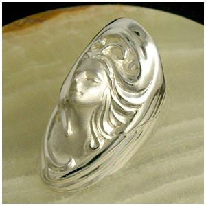 神話 王妃レダ シルバーリング 7~23号 シルバー リング メンズ レディース シルバー925 男性 女性 指輪 ブランド プレゼント メンズリング 男性用指輪 人気 彼女 かわいい おしゃれ