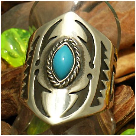 ターコイズ トルコ石 インディアン シルバーリング 7~23号 メンズ レディース リング シルバー ネイティブ インディアンジュエリー 天然石 シルバー925 シルバーアクセサリー 男性 女性 指輪 Turquoise メンズリング 男性用指輪 プレゼント 人気