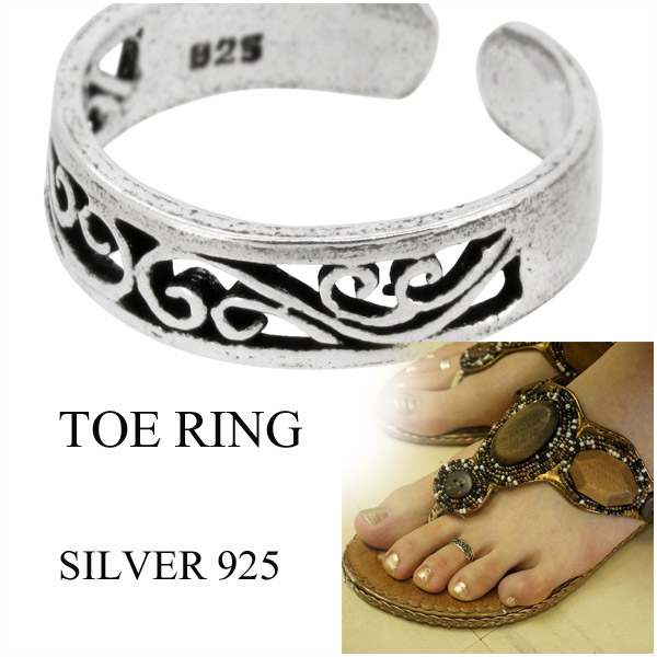 what do guys think of toe rings