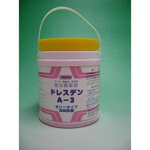 ドレスデンA-3(強力エフロ除去剤+消臭除菌)5kg垂れ難いゼリータイプ