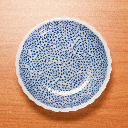 東屋 あづまや メールマガジン希望ご選択で5%OFF ひまわり 印判豆皿 商品追加値下げ在庫復活 爆安プライス 菊花