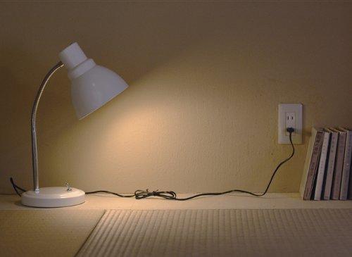 倉敷意匠計画室 × 後藤照明 デスクライト 白(ホワイト)