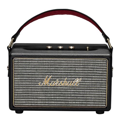 Marshall ポータブルBluetoothスピーカー KILBURN BLACK バッテリー内蔵 入力2系統3.5mm+Bluetooth