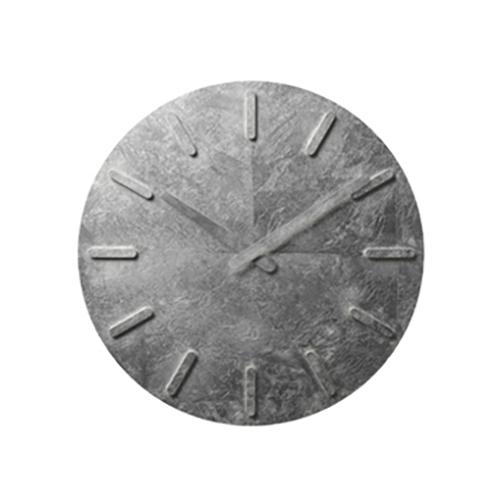 ±0 プラスマイナスゼロ ウォールクロック X020銀箔仕様 (壁掛け時計)(プラマイゼロ)