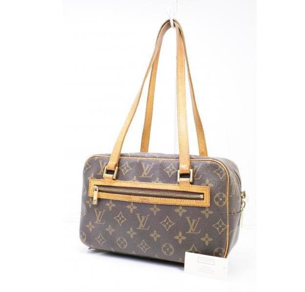 Used Louis Vuitton Purses >> It Is Louis Vuitton Monogram Protagonist Mm Shoulder Bag Boston Bag Bag Lady Authentic Pre Owned Used Louis Vuitton Monogram Cite Mm Shoulder Tote Bag