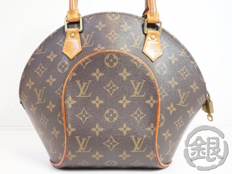 Used Louis Vuitton Purses >> It Is Used Louis Vuitton Lv Monogram Ellipse Pm Hand Bag Purse M51127 Ginza Japan Brand Bag Lv With The Louis Vuitton Monogram Ellipse Pm Handbag Bag