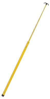 SK間隔測定桿 AS-10m(軽量タイプ・10本継)(耐電圧検査表付)