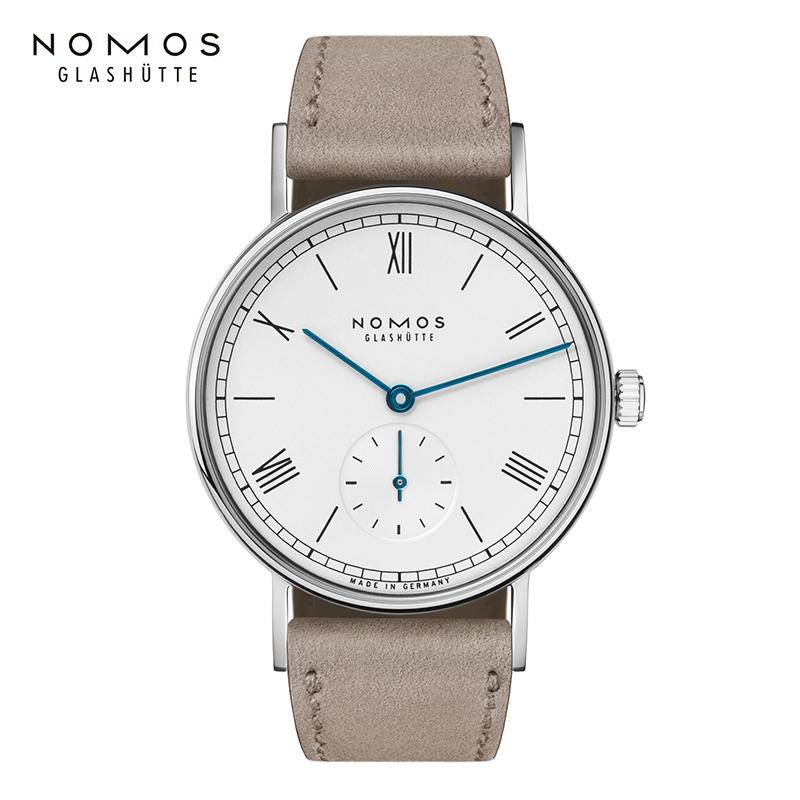 NOMOS 機械式ノモス ラドウィッグ メンズ LD1A2W233 正規品 腕時計