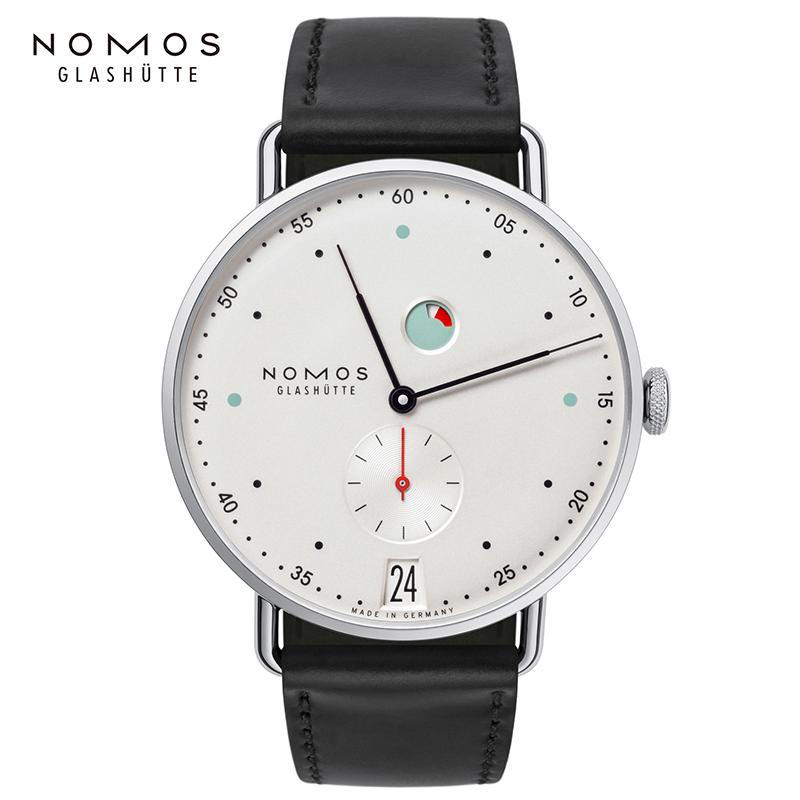 最高の品質の 正規品 機械式 機械式 ノモス NOMOS 正規品 37mm 37mm メトロ MT1D4W2 腕時計 メンズ, ヨコガワチョウ:106f2c58 --- promilahcn.com