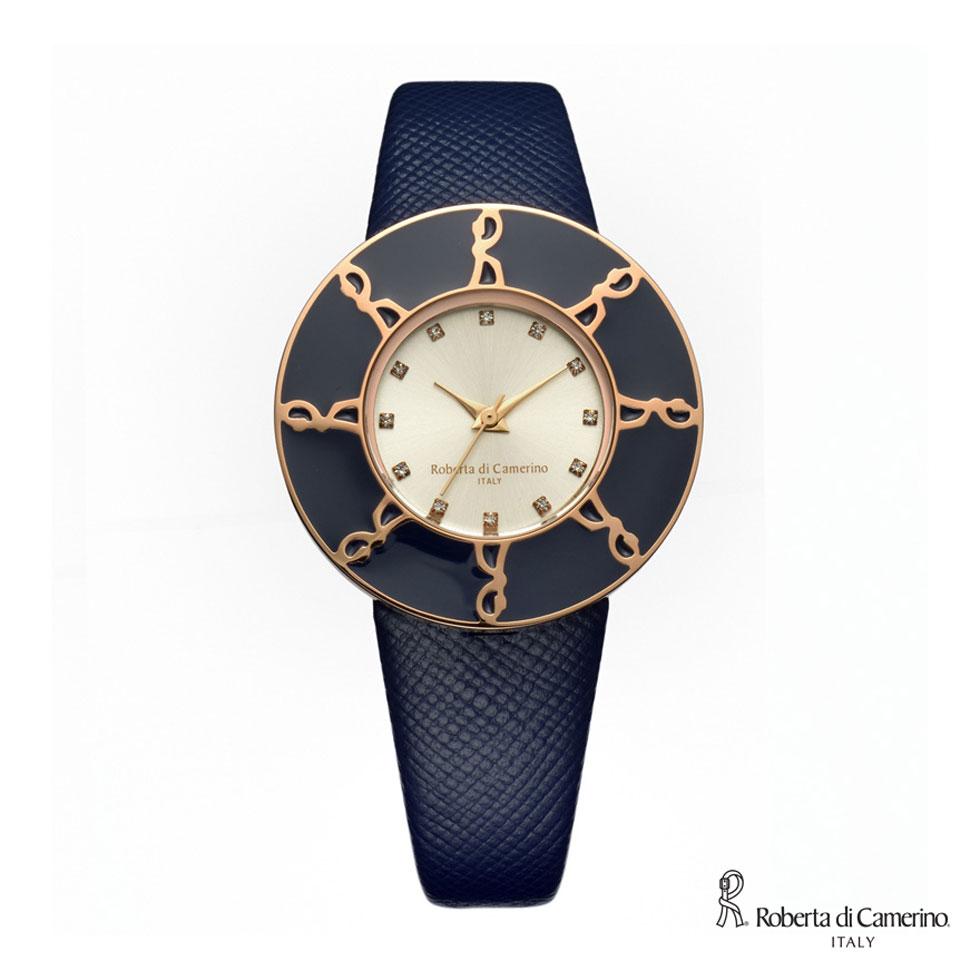 正規品 ロベルタ ディ カメリーノ ROBERTA DI CAMERINO タヴォロッツァ RC7743-18NY 腕時計 時計 プレゼント ギフト ラッピング 記念日 おしゃれ レディース 女性