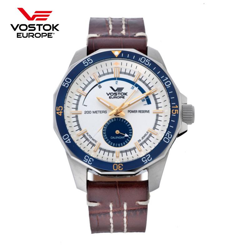N1 メンズ 自動巻 ロケット VOSTOK 腕時計 EUROPE NE57-225A562 正規品 ボストークヨーロッパ