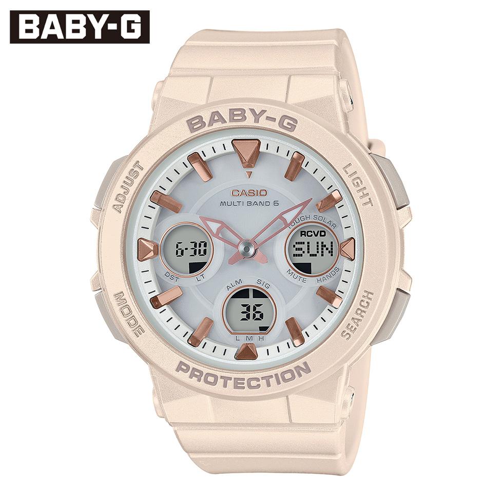 腕時計 BABY-G カシオ CASIO レディース ベビーG 正規品 BGA-2510-4AJF腕時計 ベビージー レディース