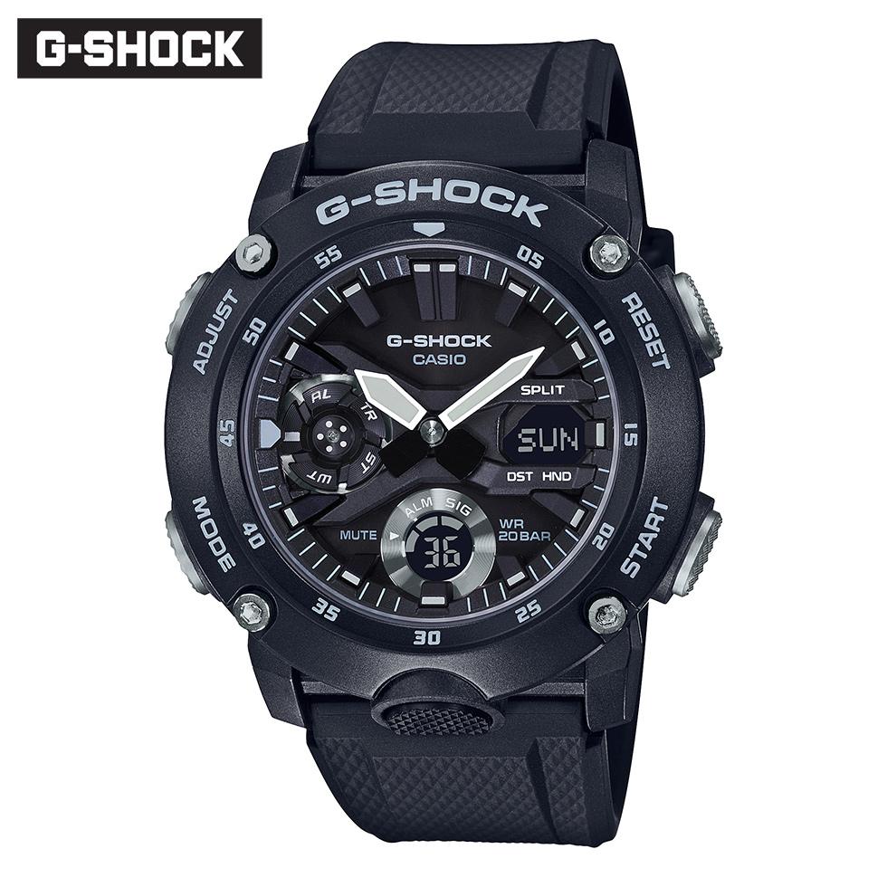 キャンペーン 正規品 G-SHOCK Gショック ジーショック GA-2000S-1AJF 腕時計 時計 送料無料 メンズ