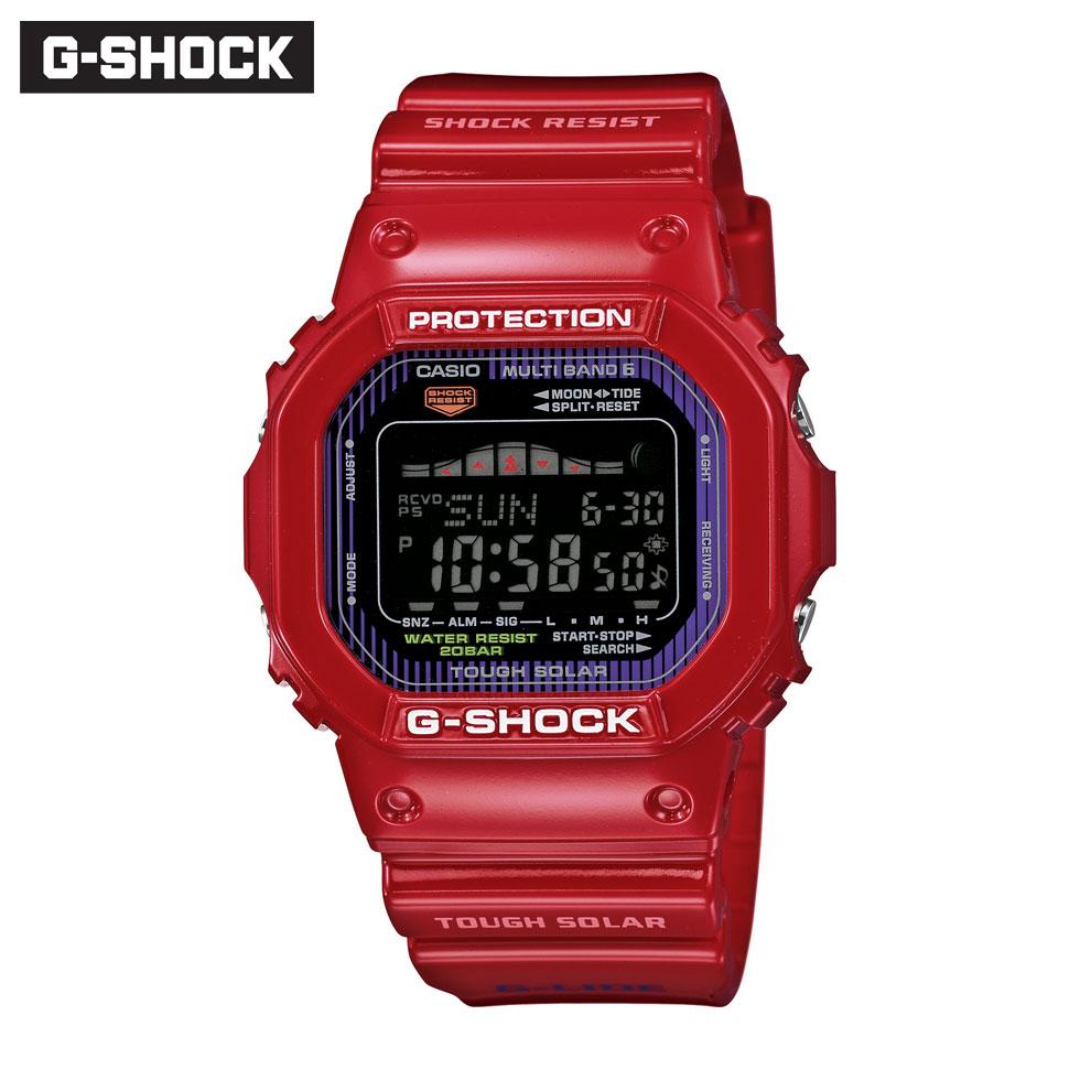 キャンペーン 正規品 G-SHOCK Gショック ジーショック GWX-5600C-4JF Gライド 電波ソーラー 腕時計 時計 メンズ